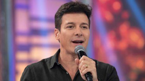 O apresentador Rodrigo Faro, da Record, se envolveu em polêmica recente (Foto: Reprodução)