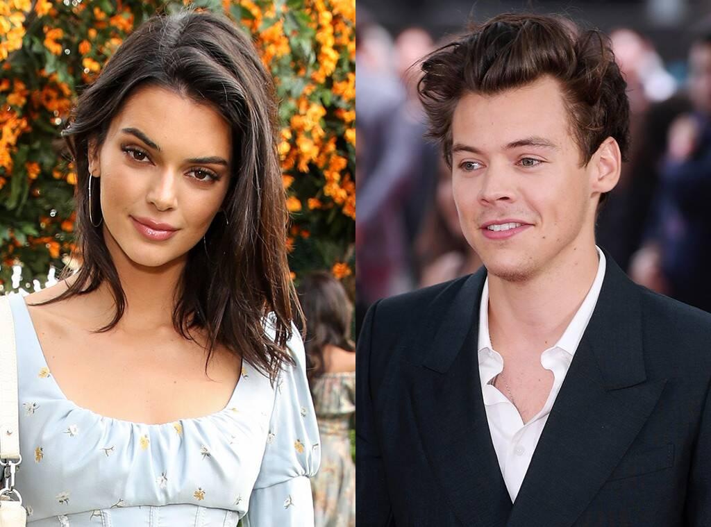 Harry Styles come esperma por não responder pergunta de sua ex Kendall Jenner (Foto: Reprodução)