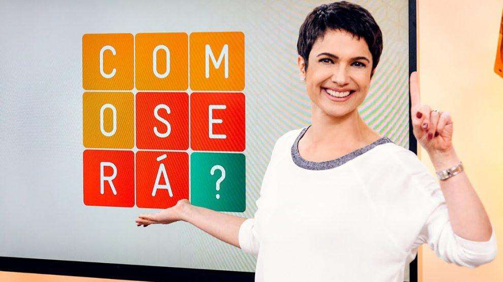 Globo acaba com programa de Sandra Annenberg, 'Como Será', e demite toda equipe da atração. Foto: Reprodução