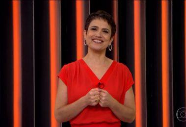 A jornalista Sandra Annemberg deve perder programa (Foto: Reprodução)