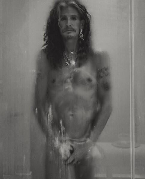 Foto tirada por Steven Tyler (Foto: Reprodução)
