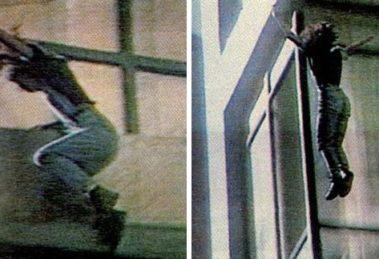 Em 1993, o Aqui e Agora do SBT exibiu o suicídio da jovem Daniele Lopes (Imagem: Reprodução)