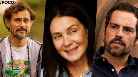Durval não suportará ver Thelma com Gabo na novela Amor de Mãe