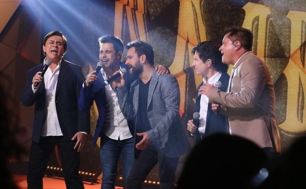 Turnê Amigos 2019 contou com Chitãozinho e Xororó, Zezé di Camargo e Luciano e Leonardo. Foto: Reprodução