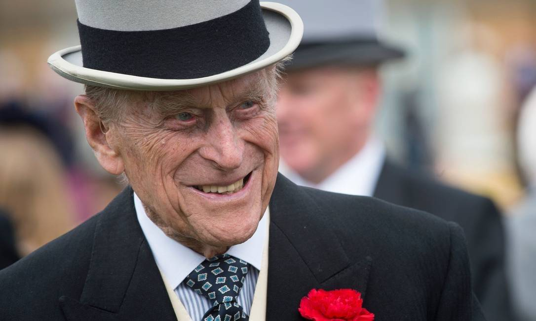 Esposo da rainha Elizabeth II, príncipe Philip, é hospitalizado e estado de saúde é divulgado (Foto: Reprodução)