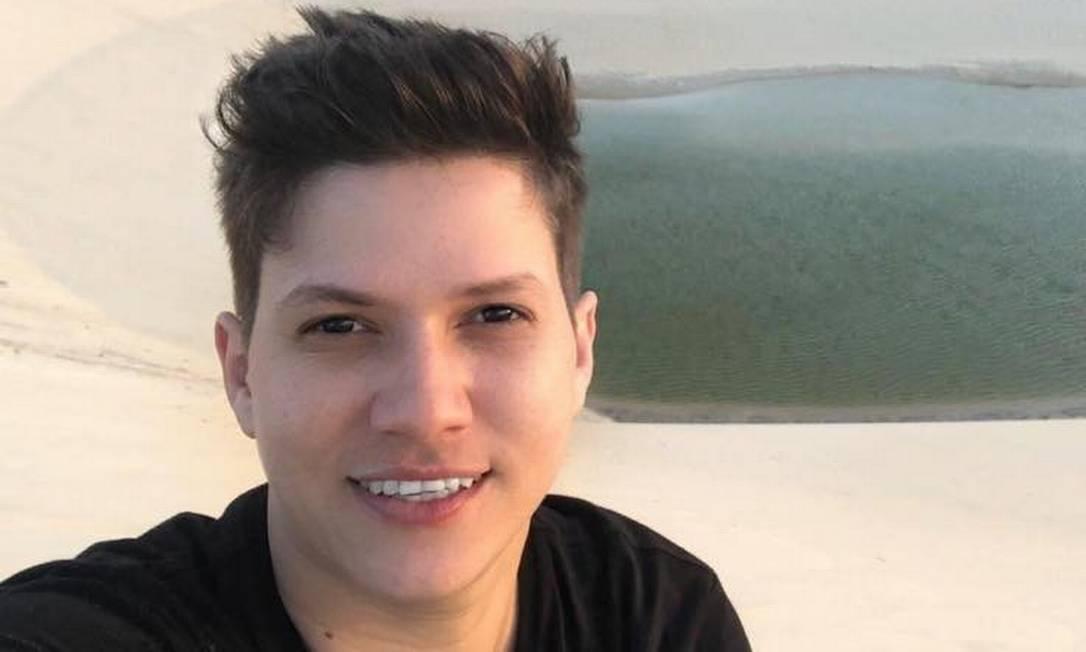 A youtuber que foi agredida (Foto: Reprodução)