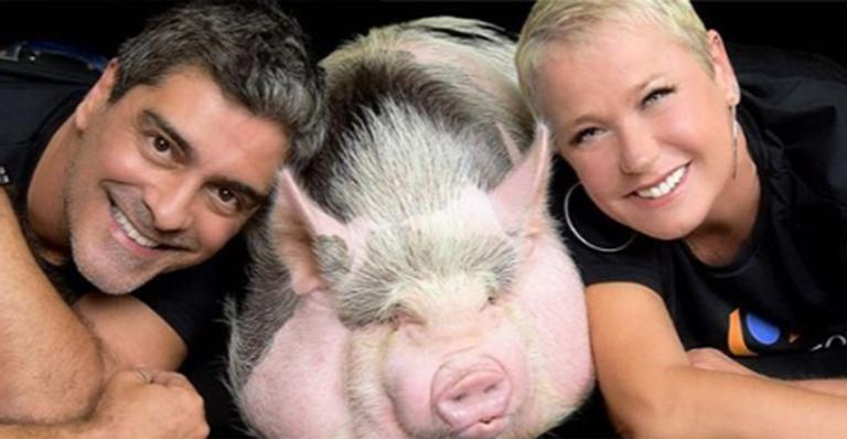 Xuxa Meneghel sugere aos seguidores ceia de Natal com menos carne animal. Foto:Reprodução