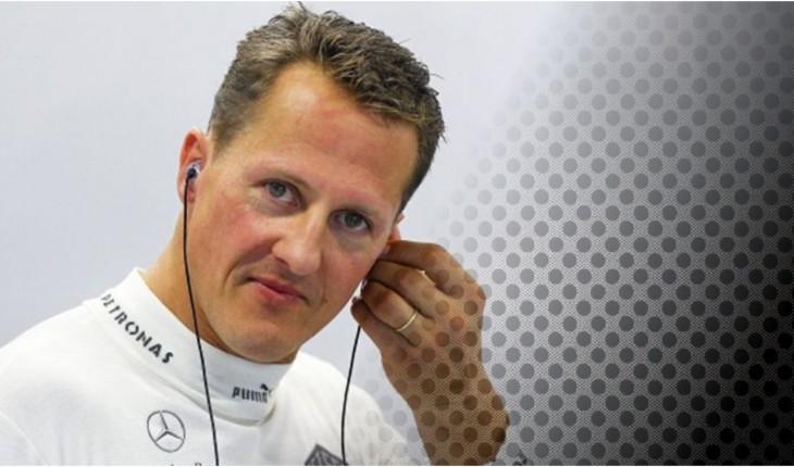 Michael Schumacher passará por nova cirurgia de regeneração (Foto: Reprodução)