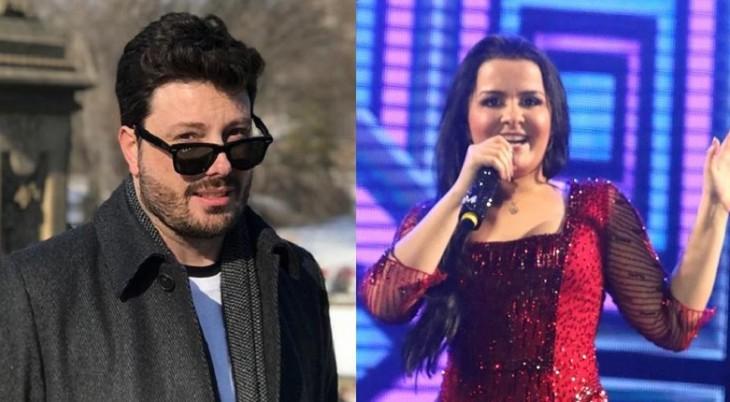 Internautas viram resposta de Danilo Gentili a Maraisa como cantada (Foto: Reprodução)