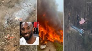 Três corpos são achados no acidente que matou o jogador Kobe Bryant e sua filha (Foto: Reprodução)
