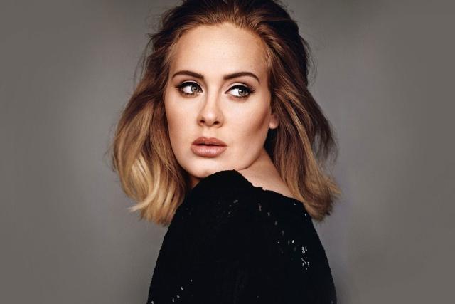 Fãs se preocupam com magreza excessiva de Adele (Foto: Reprodução)