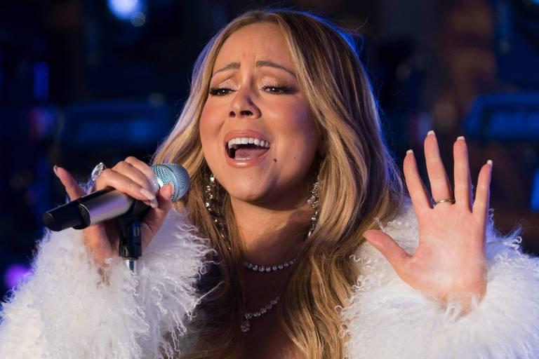 Mariah Carey aluga mansão para comemorar sucesso (Foto: Reprodução)