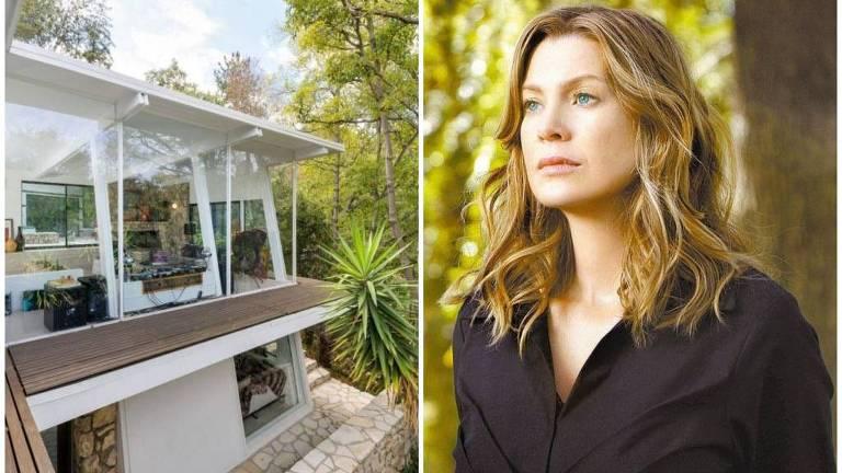 Atriz de Grey's Anatomy vende mansão por valor milionário (Foto: Reprodução)