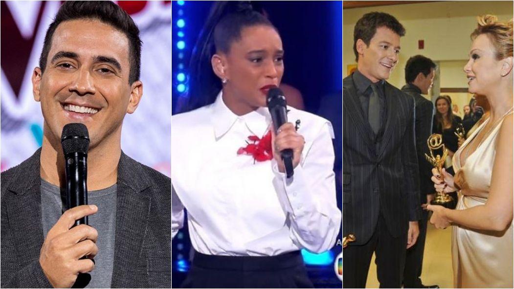 Na Globo, The Voice Kids superou o Popstar em audiência, enquanto Eliana passou a rasteira em Rodrigo Faro (Foto: Montagem)