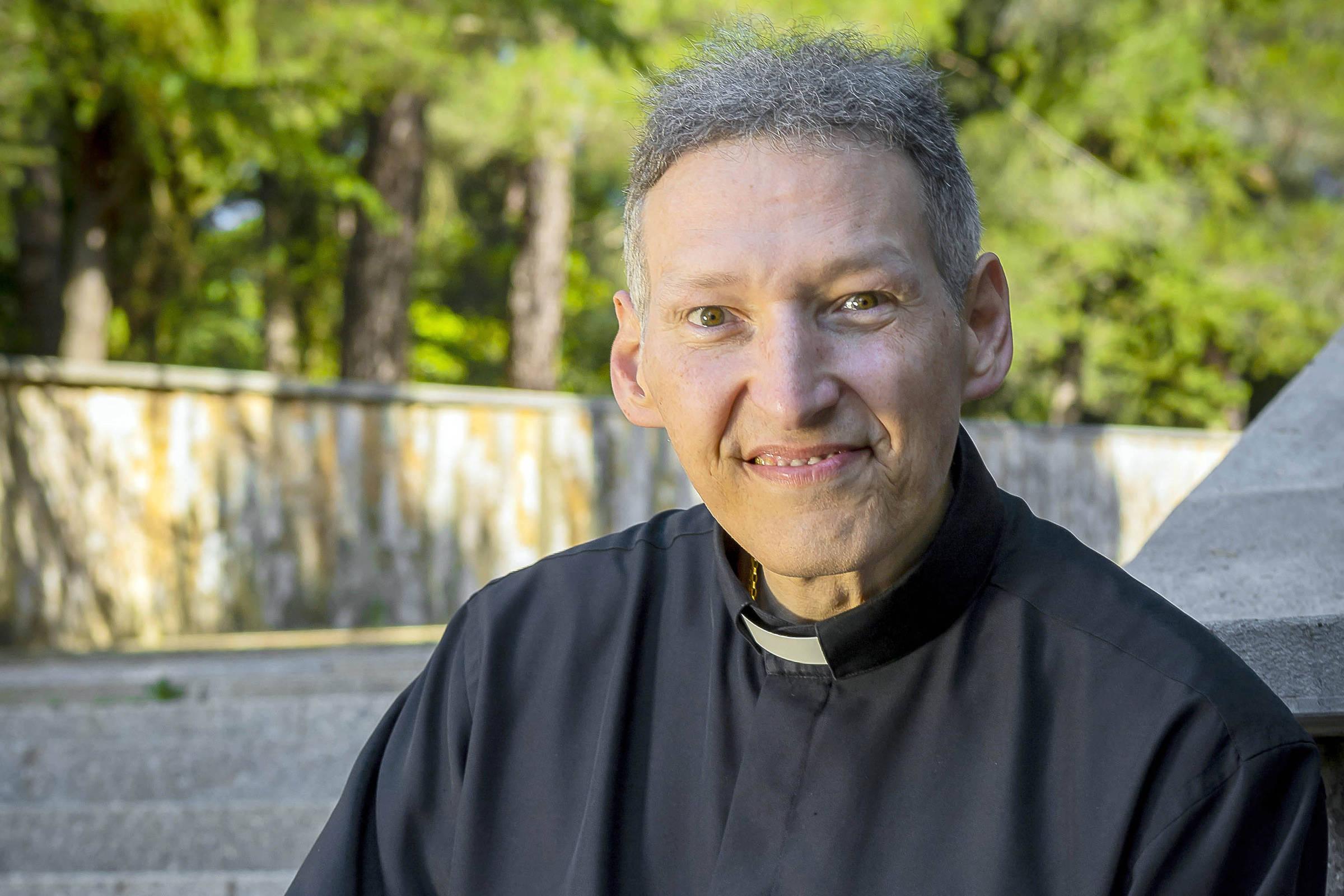 O padre Marcelo Rossi (Foto: Martin Gurfein/Divulgação)