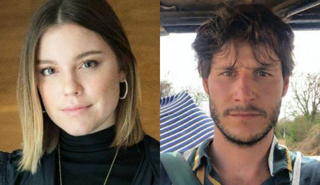 Alice Wegmann e Miguel Ribas (Foto: Montagem/TV Foco)