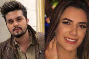 Luan Santana está noivo de Jade Magalhães (Foto: Montagem/TV Foco)