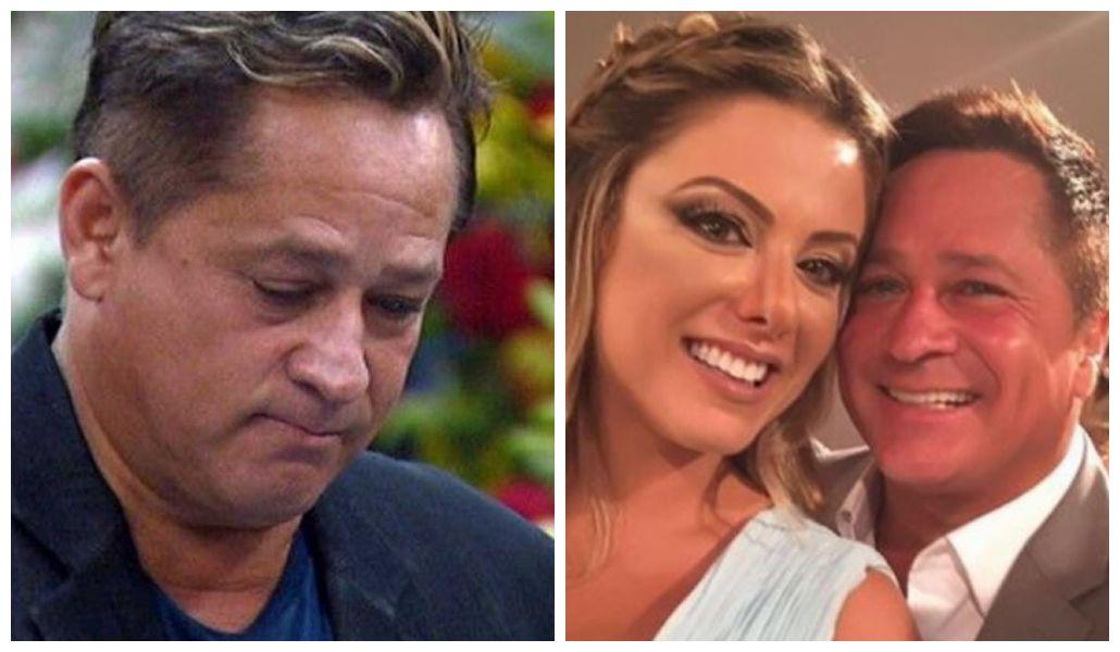 Leonardo e Poliana Rocha já chegaram a separar em 1998, devido a uma traição severa do cantor (Foto: Reprodução/ Instagram)