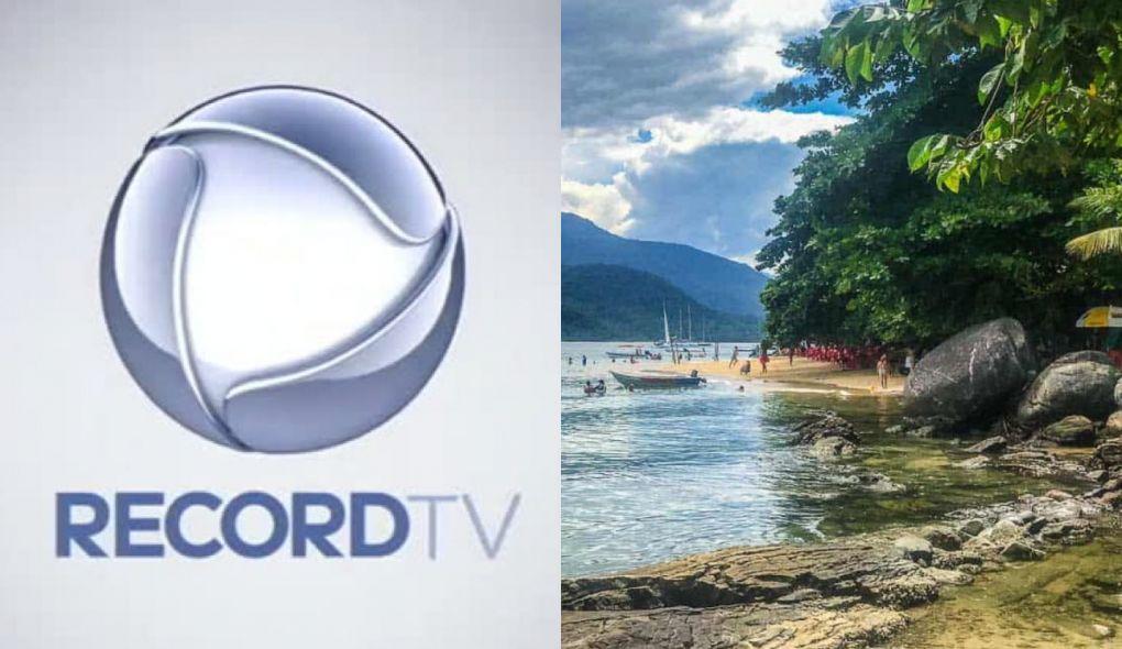 Ilha do Tesouro é o título provisório do novo reality da Record (Foto: Montagem/TV Foco)