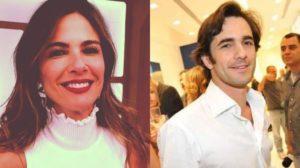 Luciana Gimenez e Anuar Tacach (Foto: Montagem/TV Foco)