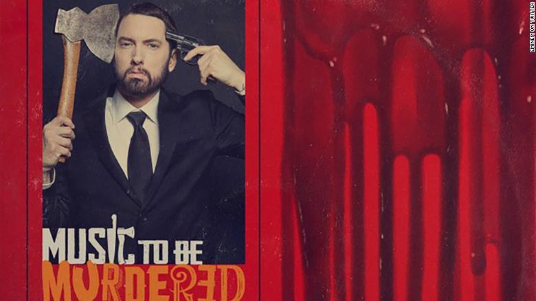 Capa do novo álbum do rapper