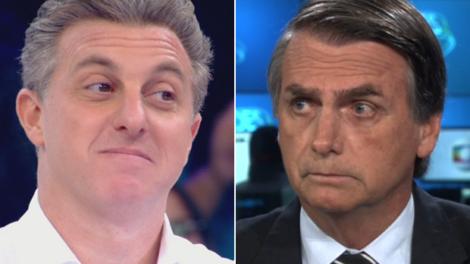 A Globo teria feito campanha pelo seu apresentador, Luciano Huck - Foto: Reprodução