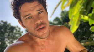 O ator global José Loreto - Foto: Reprodução