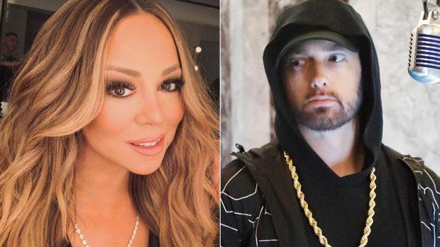 Twitter de Mariah Carey é hackeado e parte íntima de Eminem vira piada (Foto: Reprodução)