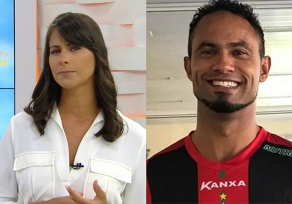 Jornalista Jéssica Senra desabafa sobre possível contratação de goleiro Bruno (Foto: Reprodução)