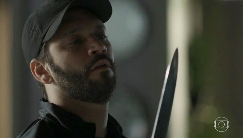 Diogo (Armando Babaioff) terá embate com Alberto (Antonio Fagundes) no último capítulo de Bom Sucesso (Foto: Reprodução/Globo)