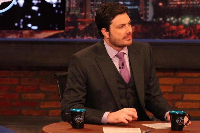 O apresentador Danilo Gentili se envolveu em mais uma polêmica (Foto: Reprodução)
