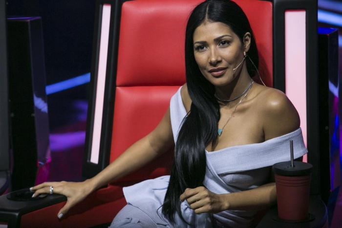 Simaria desmaiou no programa da Globo (Foto: Reprodução)