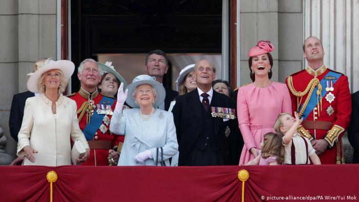 Veja 6 grandes escândalos que marcaram a família real (Foto: Reprodução)