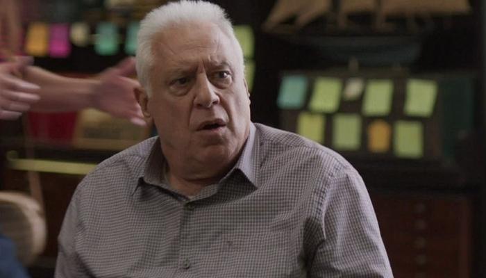 Alberto (Antonio Fagundes) terá despedida da família antes de morrer em Bom Sucesso (Foto: Reprodução/Globo)