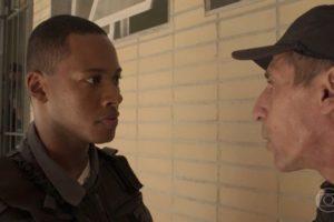 Wesley (Dan Ferreira) terá segredo descoberto por inimigo em Amor de Mãe (Foto: Reprodução/Globo)