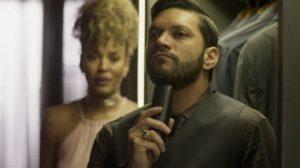 Armando Babaioff (Diogo) em cena de Bom Sucesso, que cresceu em audiência (Foto: Reprodução/Globo)