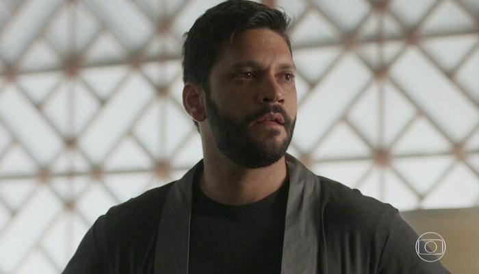 Diogo (Armando Babaioff) será dado como morto em Bom Sucesso (Foto: Reprodução/Globo)