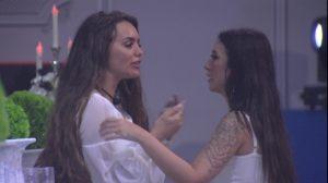 Bianca e Rafa discutiram feio no BBB 20 - Foto: Reprodução