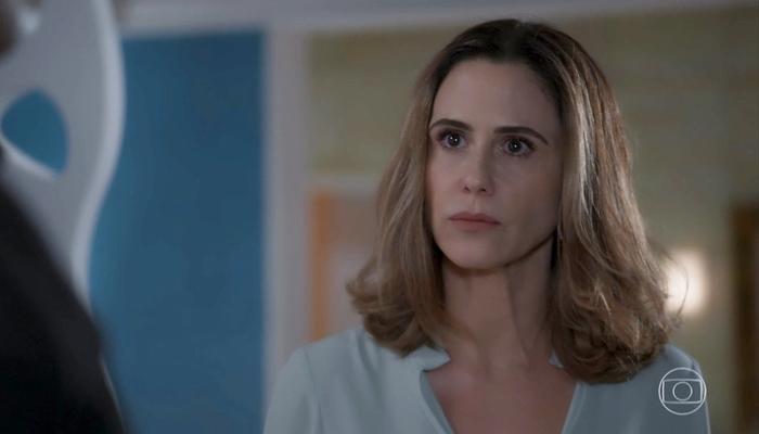 Dominique (Guilhermina Guinle) em cena de Salve-Se Quem Puder (Foto: Reprodução/Globo)