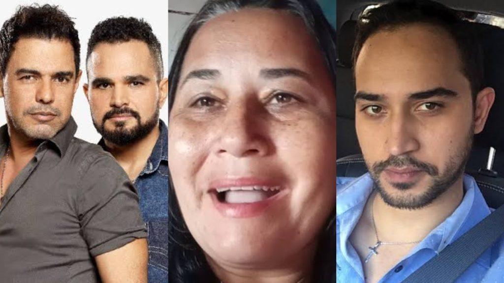 Cleo Loyola é ex-mulher de Luciano Camargo, irmão de Zezé (Foto: Reprodução/Instagram/Divulgação/Montagem TV Foco)