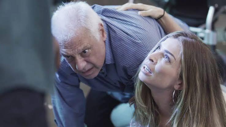 Alberto e Paloma em cena da novela das 19h, Bom Sucesso (Foto: Reprodução)