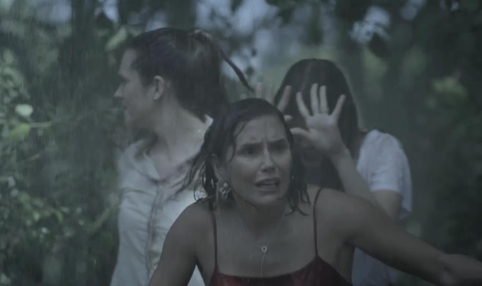 Alexia, Luna e Kyra em Salve-Se Quem Puder (foto: divulgação/TV Globo)