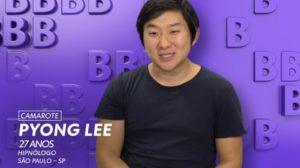 Pyong Lee, do BBB, foi desmascarado - Foto: Reprodução