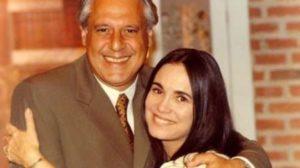 Antônio Fagundes e Regina Duarte atuaram juntos em Por Amor (Foto: Reprodução)
