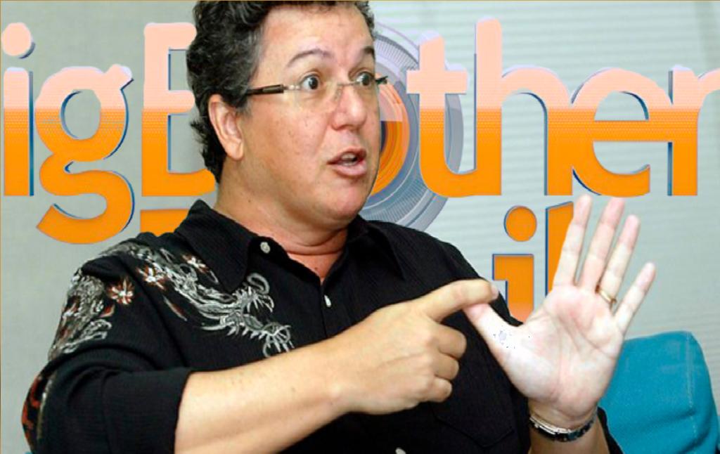 Boninho é o diretor do BBB20, reality da Globo que contará com participantes famosos pela primeira vez (Foto: Divulgação)
