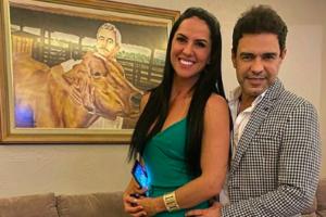 A famosa esposa do cantor sertanejo Zezé Di Camargo, Graciele Lacerda deixou os seus seguidores de queixo caído ao esbanjar beleza e sensualidade nas redes sociais (Foto: Reprodução/Instagram)