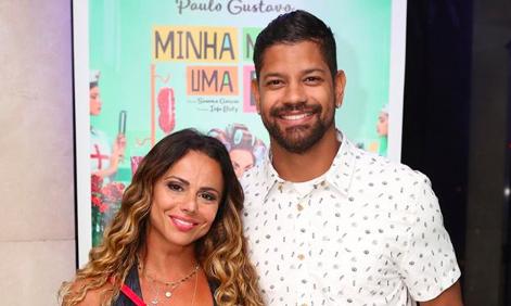 Viviane Araújo está namorando o empresário, Guilherme Militão (Foto: Reprodução/Instagram)