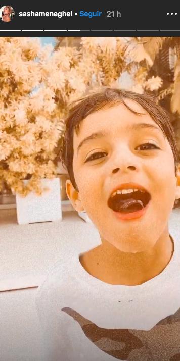 Irmão de Sasha fil(Foto: Reprodução/Instagram)