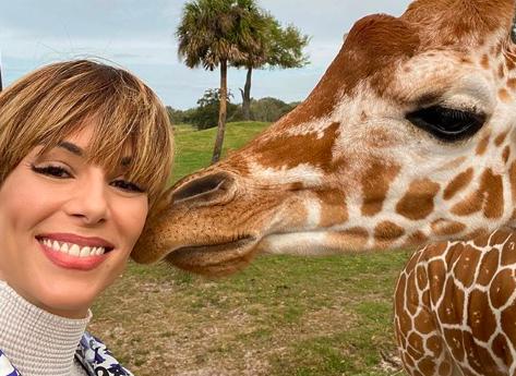 A apresentadora do É de Casa, da Globo, Ana Furtado deixou os seus fãs emocionados ao contar que estava vendo as cores pela primeira vez após tantos anos (Foto: Reprodução/Instagram)