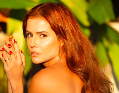 A famosa modelo e atriz da Globo, Deborah Secco é considera uma das atrizes mais talentosas da televisão brasileira (Foto: Reprodução/Instagram)